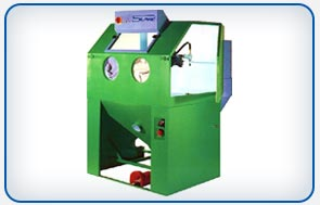 Shot Peening Machines with depression function